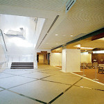 三ノ輪総合福祉センターエントランスホール