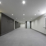 オリックス草加ロジスティクセンターエントランスホール